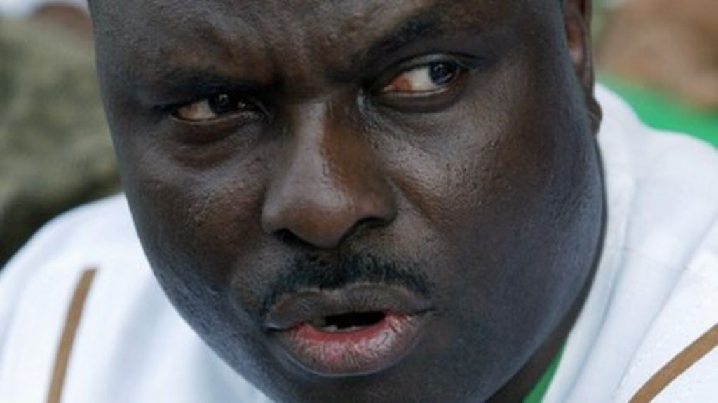 James Ibori: How a thief almost became Nigeria's president - BBC News
