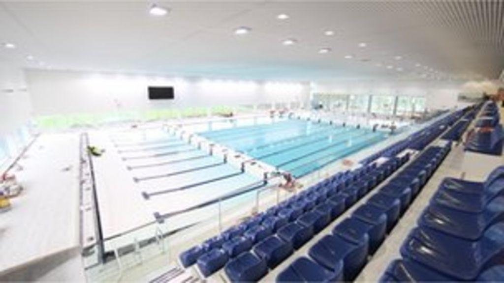 new 35m leisure centre opens in hengrove in bristol bbc. Black Bedroom Furniture Sets. Home Design Ideas