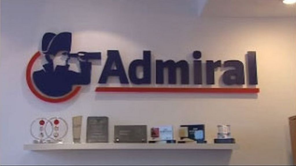 admiral insurance apologies over welsh language  plaint