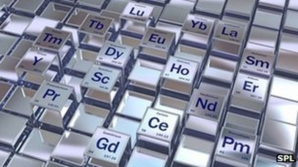 What Are Rare Earths Used For Bbc News