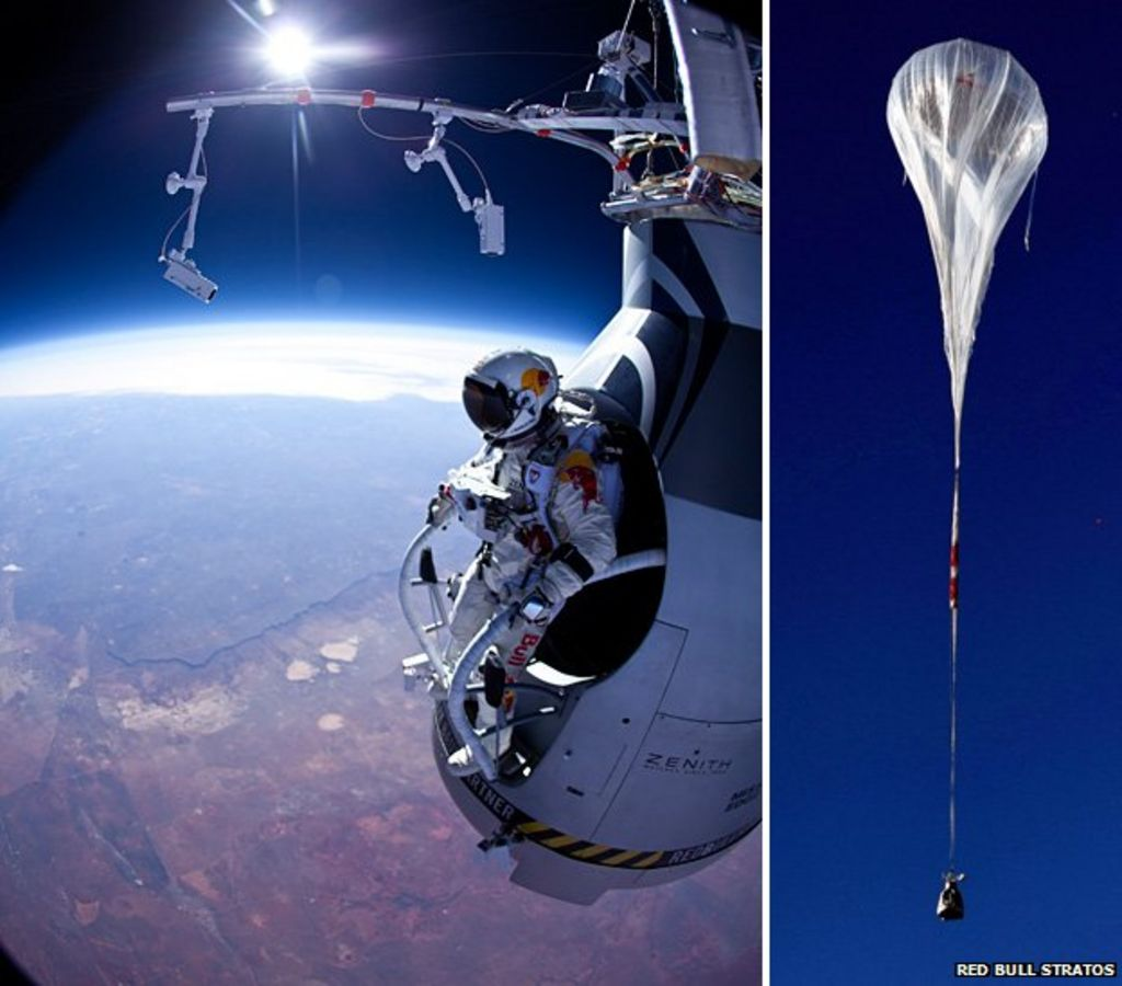 astronaut falling from space to earth - photo #23