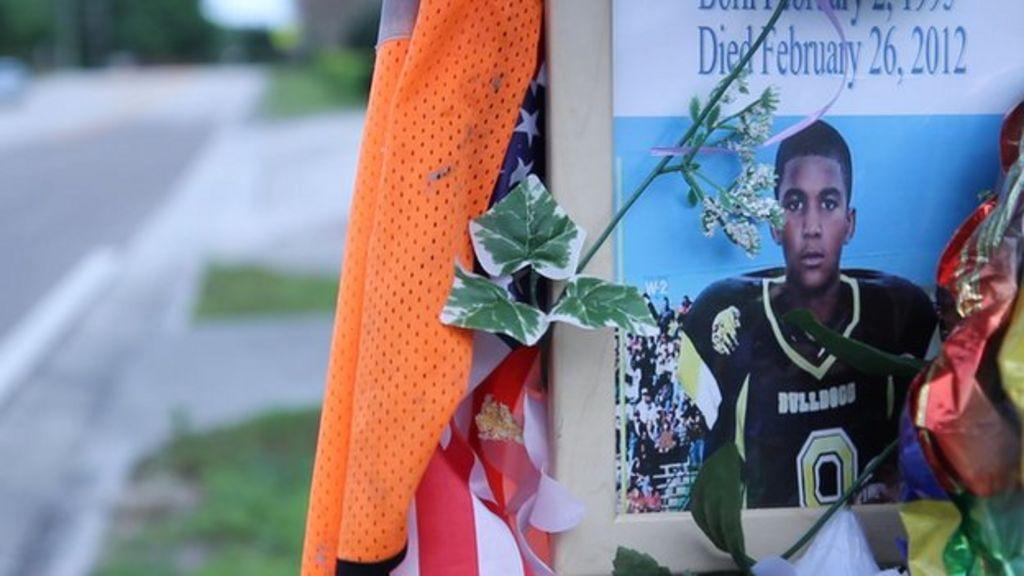 trayvon martin funeral - 600×338