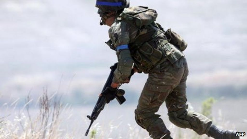 Proving you're gay to the Turkish army - BBC News