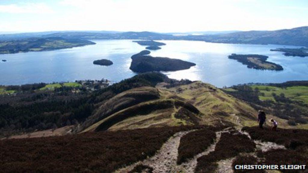 Wild camping ban proposal for Loch Lomond islands - BBC News