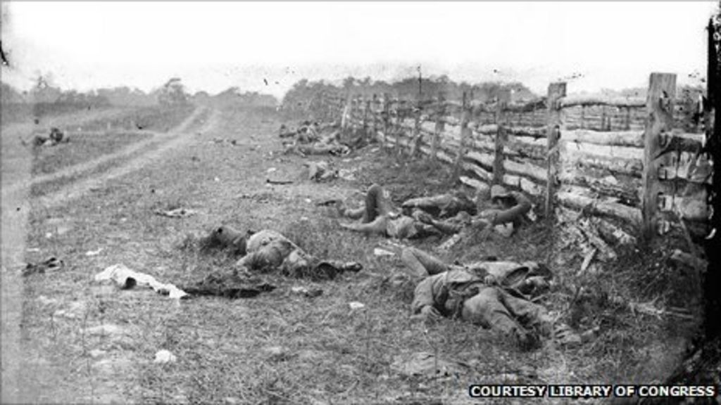Who, What, Why: How many soldiers died in the US Civil War? - BBC News