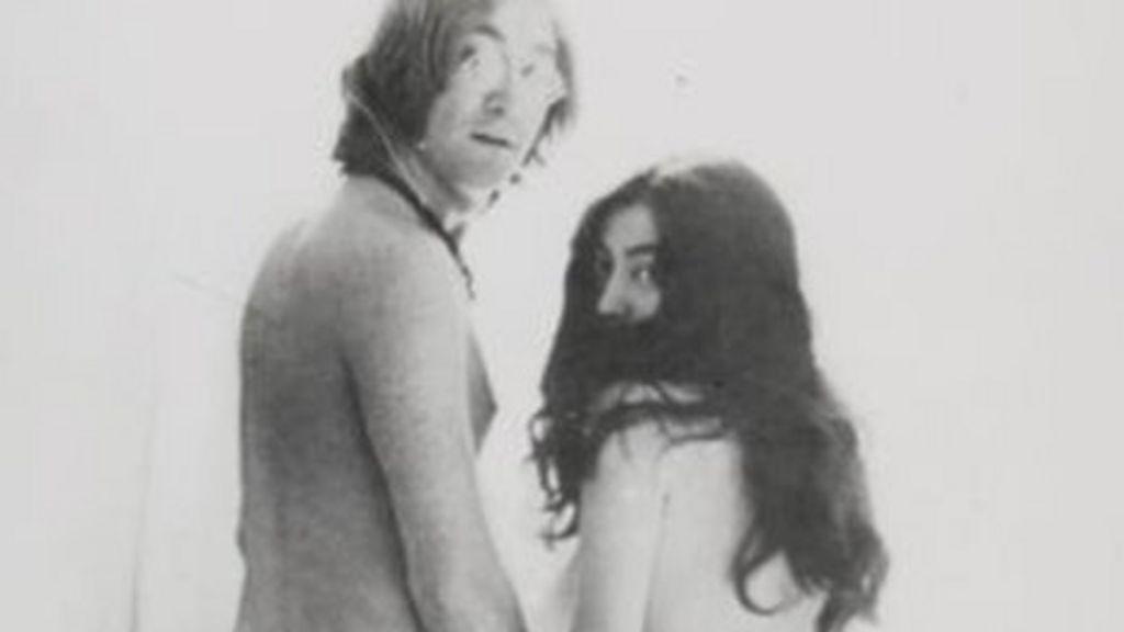 йоко оно и джон леннон фото голые
