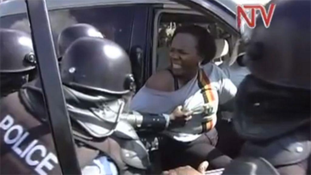 Tanzanian Association Oslo: Uganda Ingrid Turinawe sexual