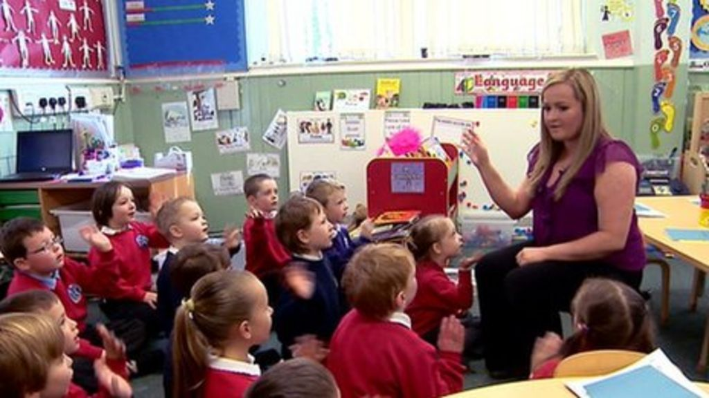 could secondary school teachers run primary schools bbc news