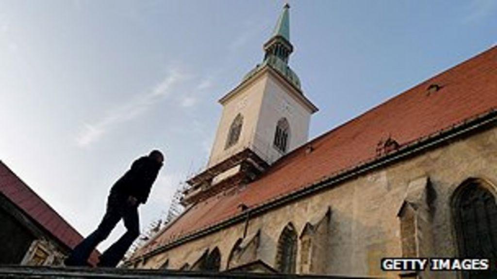 fd60a657e Slovakia profile - Timeline - BBC News