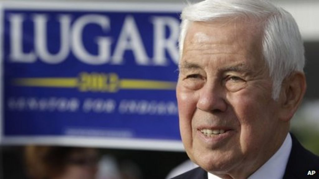 the life and career of senator richard lugar