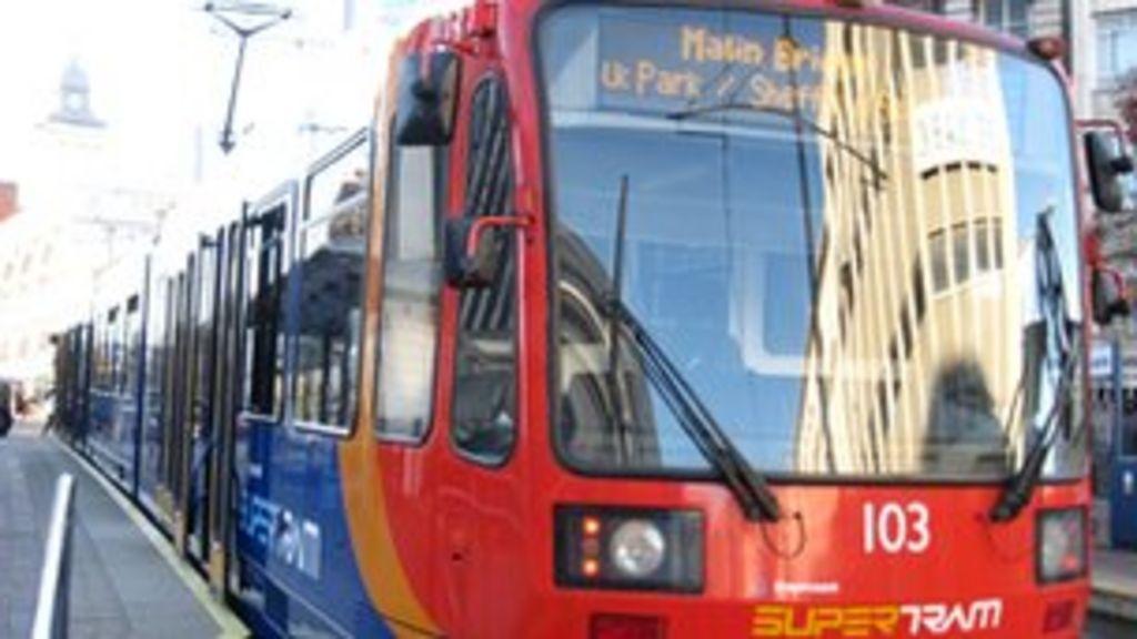 Sheffield Supertrams