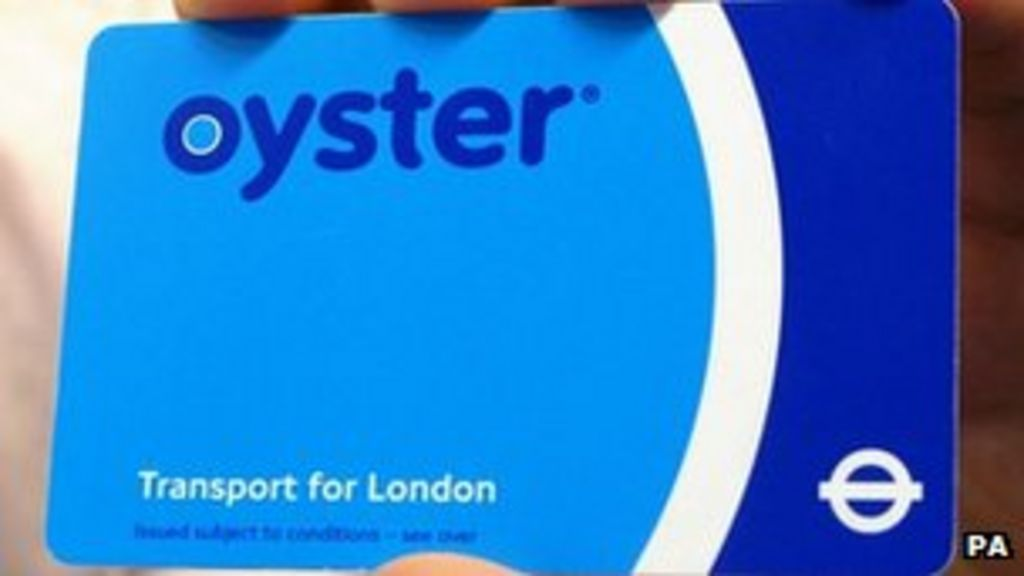 oyster card refunds to be claimed online  bbc news
