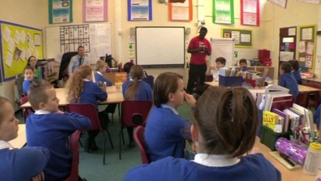 classroom incidents