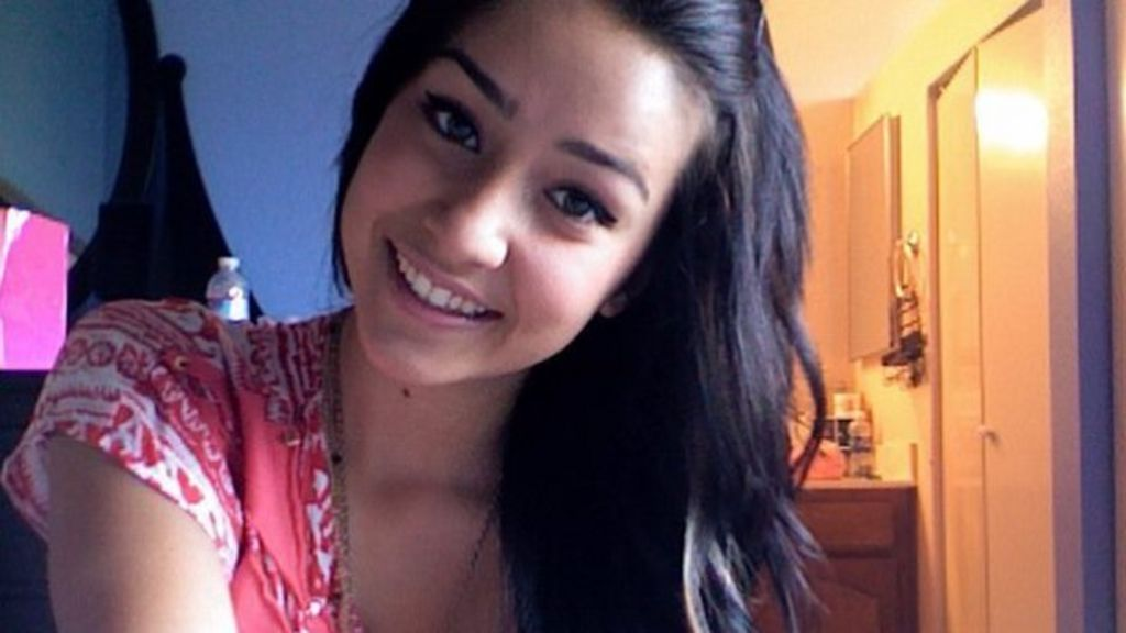 Cute 15 Year Old Girls mobile tech used to find sierra lamar - bbc news