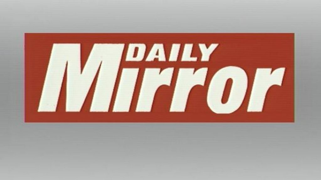 Daily mirror and sunday mirror editors made redundant for Sunday mirror
