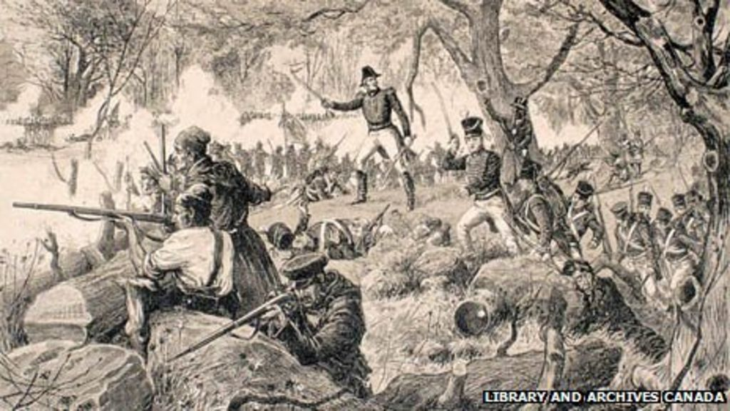 War of 1812: Violence, glory and a new Canadian-ness