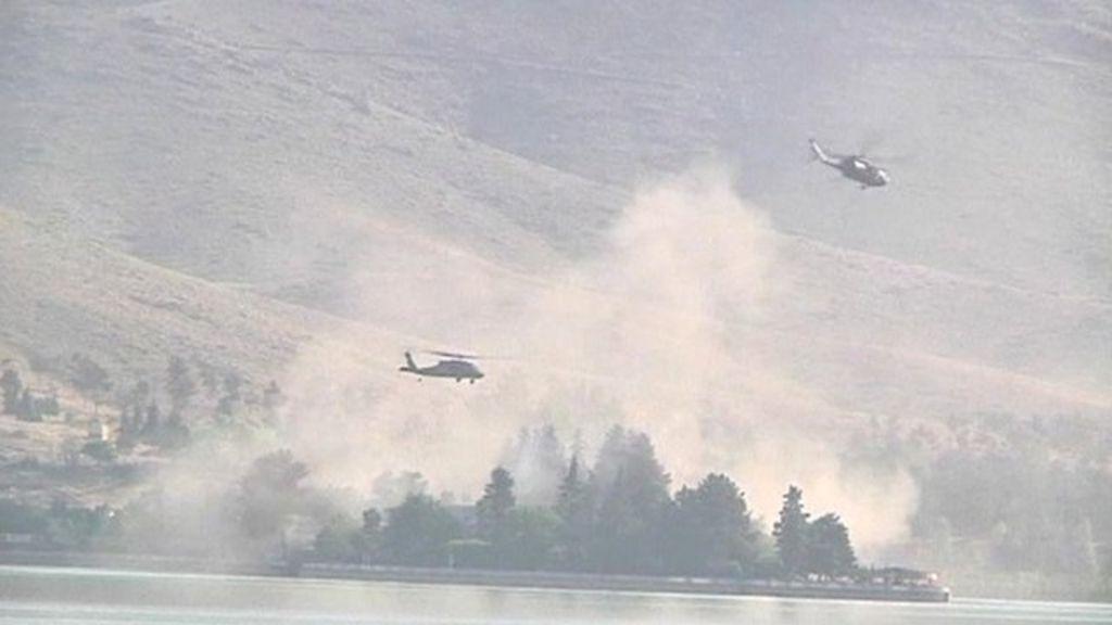 Troops end Taliban hotel siege