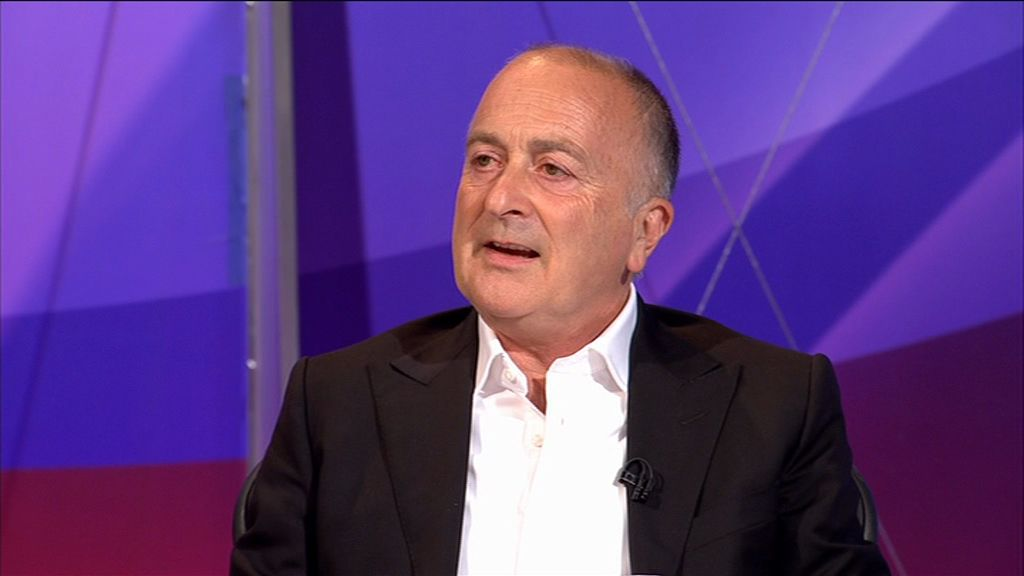 Tony Robinson Asks If Bankers Are Human Bbc News