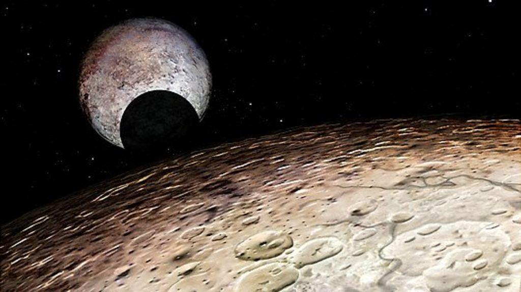 Charon Moon: Hubble Discovers New Pluto Moon