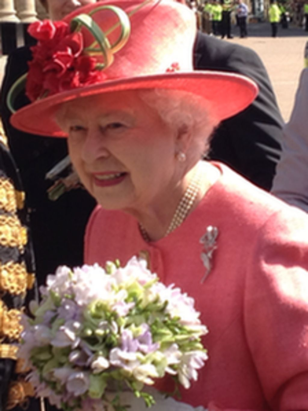 Diamond Jubilee Queen Officially Names Birmingham