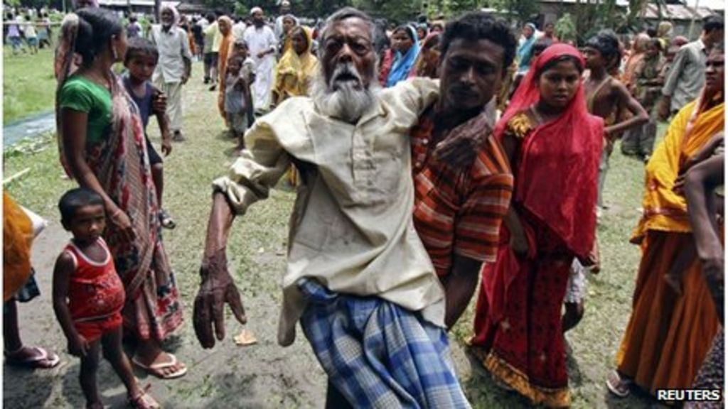 Why the violence in Assam is not communal - BBC News