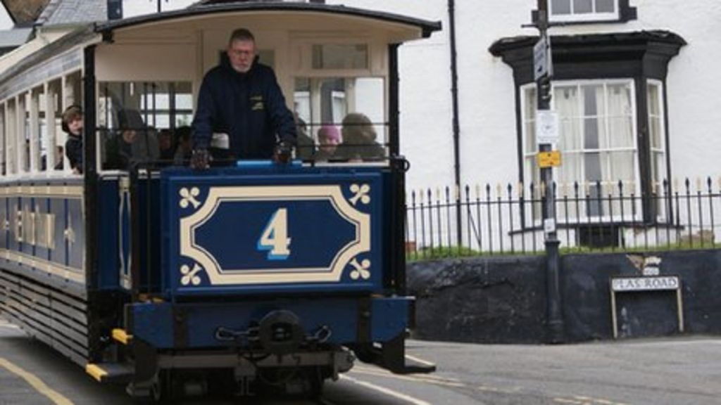 Llandudno's Great Orme Tramway's a 'trip back in time' 110