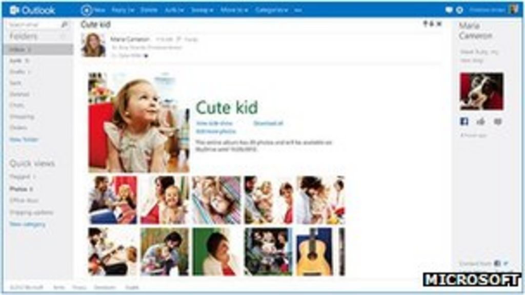 Hot Mail Co Uk >> Hotmail And Outlook Hit By Ongoing Fault Microsoft Confirms