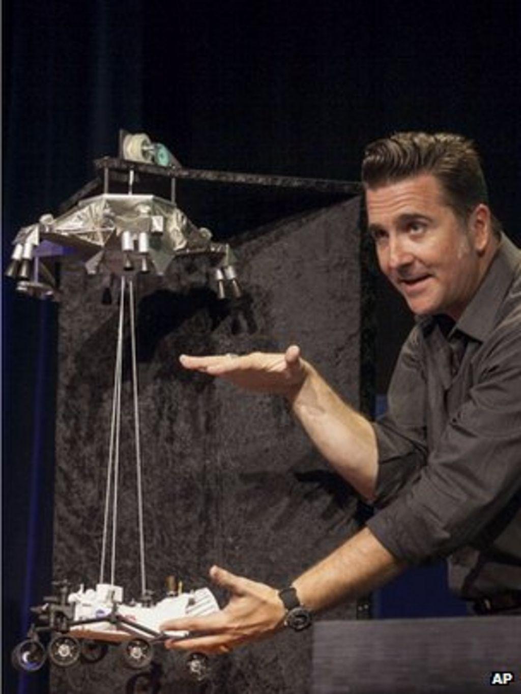 bbc news on mars landing - photo #4