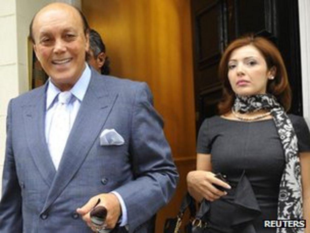 How Asil Nadir stole Polly Peck's millions - BBC News