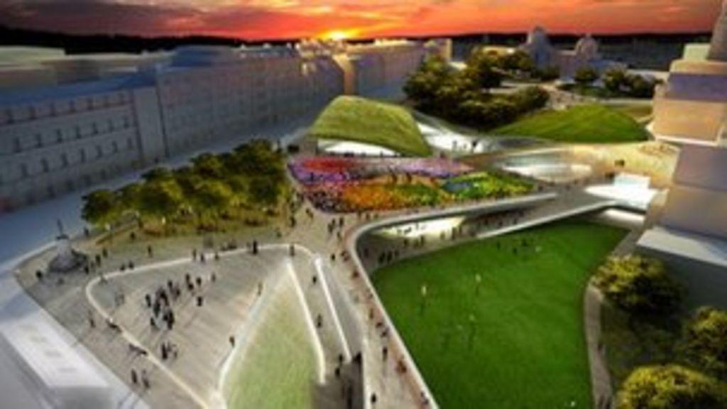 Business letter backs Aberdeen's City Garden Project