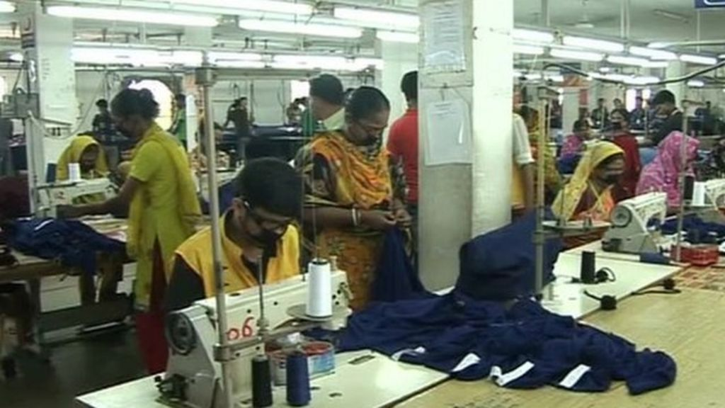 Chinese factories turn to Bangladesh as labour costs rise