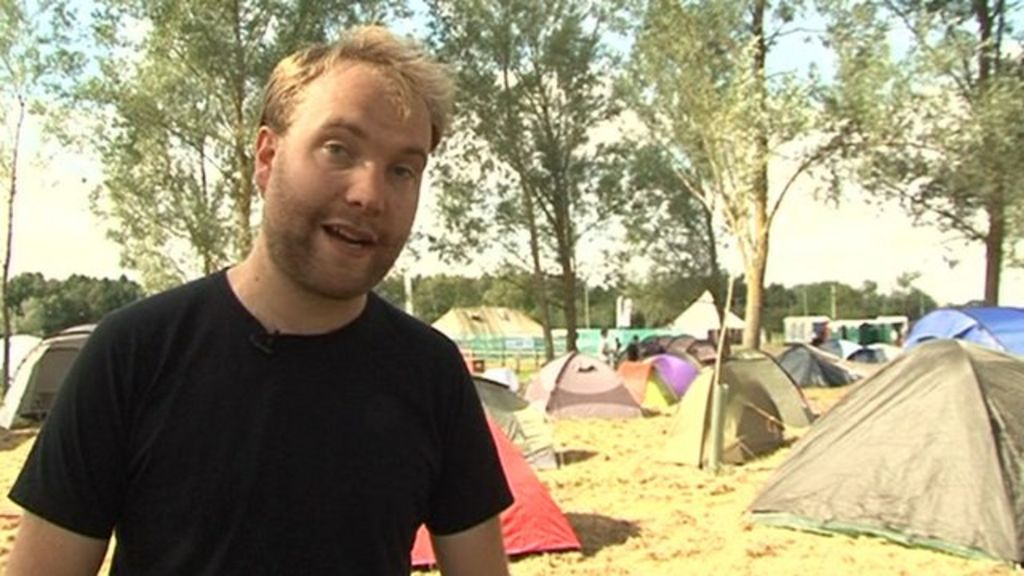 BBC News - Geek camp comes to Milton Keynes