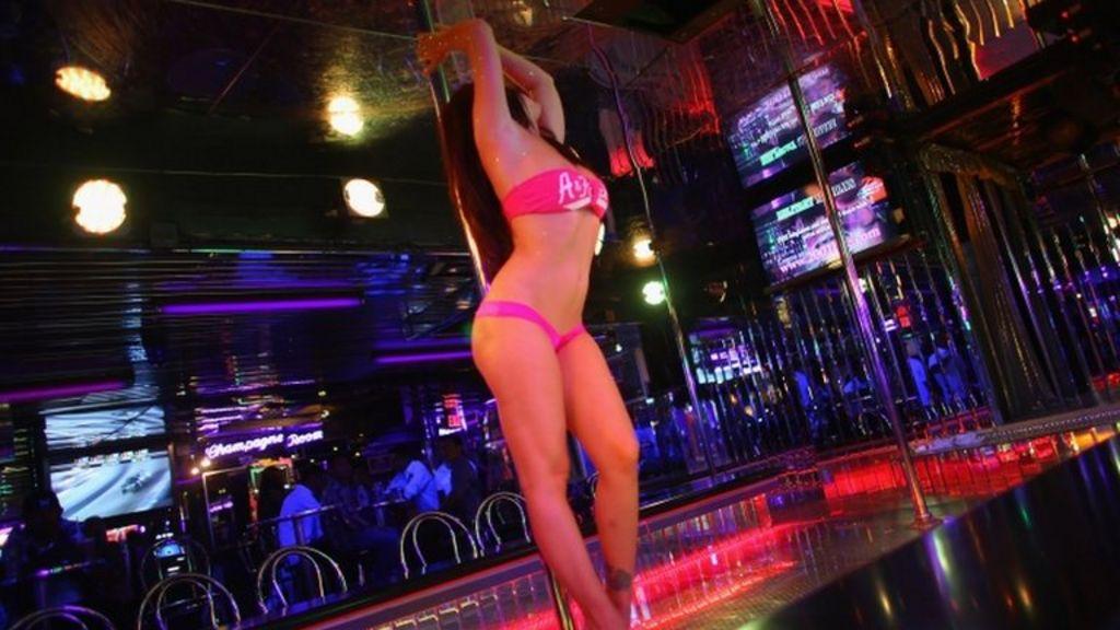 Berlin stripclub Topless Bars