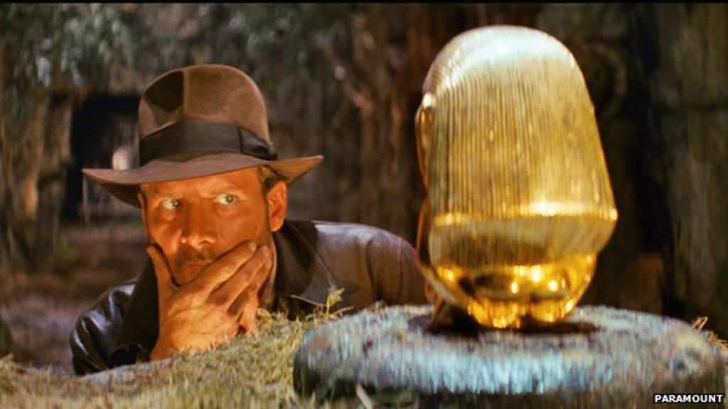 2752304ac Indiana Jones: How to enjoy the film as an adult - BBC News