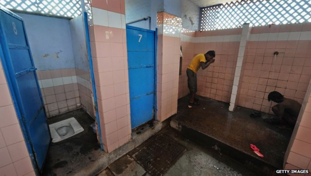 Loughbrough train station toilets