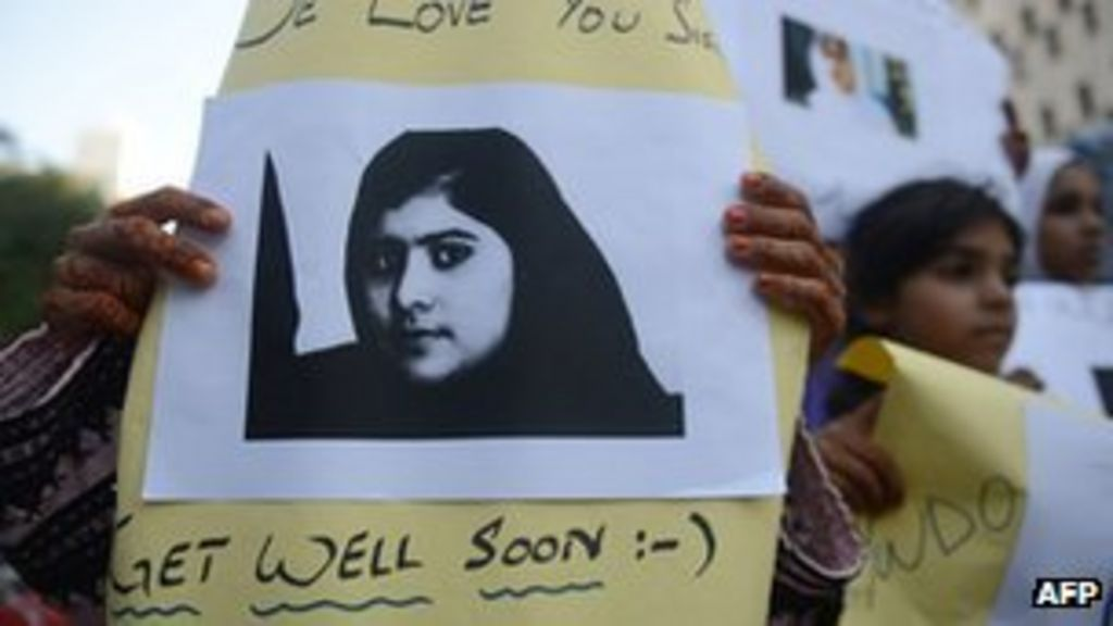 Malala Yousafzai attack: The view from Swat - BBC News