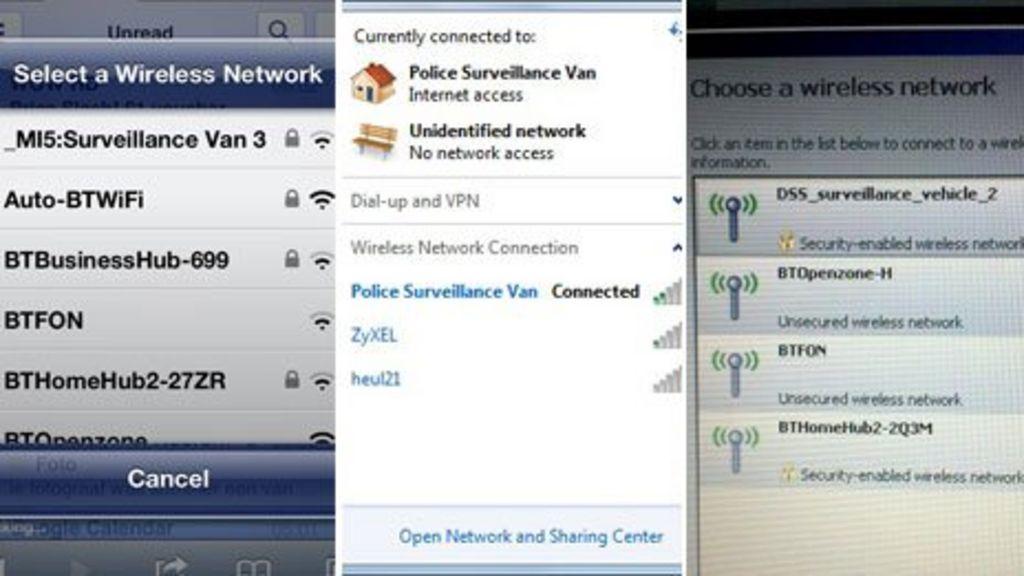 Readers Best Passive Aggressive Wi Fi Names Bbc News