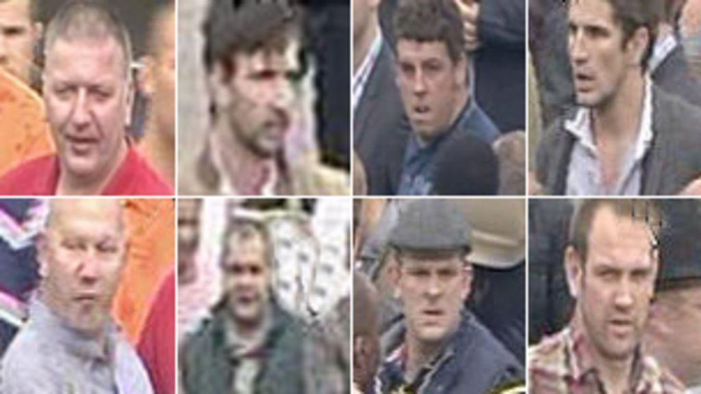 Football fans fighting at newbury races betting broad church killer betting advice