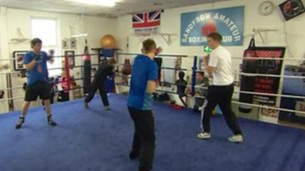 Amateur boxing assoc