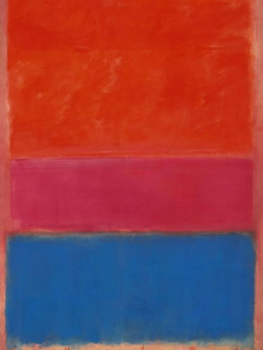 Homepage Tech: Mark Rothko Painting Crowns New York Art Sale