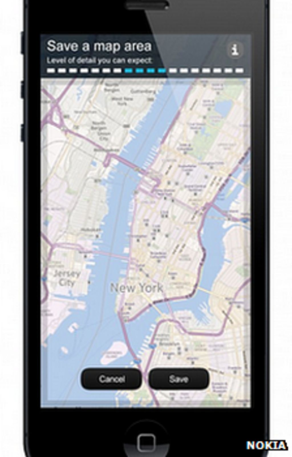 Nokia to offer free maps app and service for rival handsets