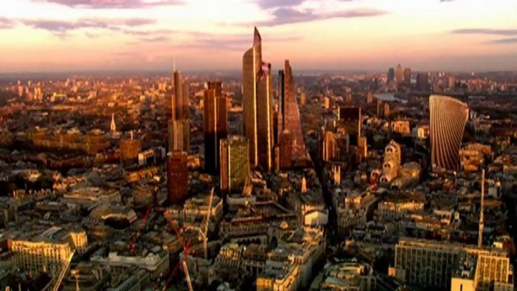 London's future skyline in doubt - BBC News