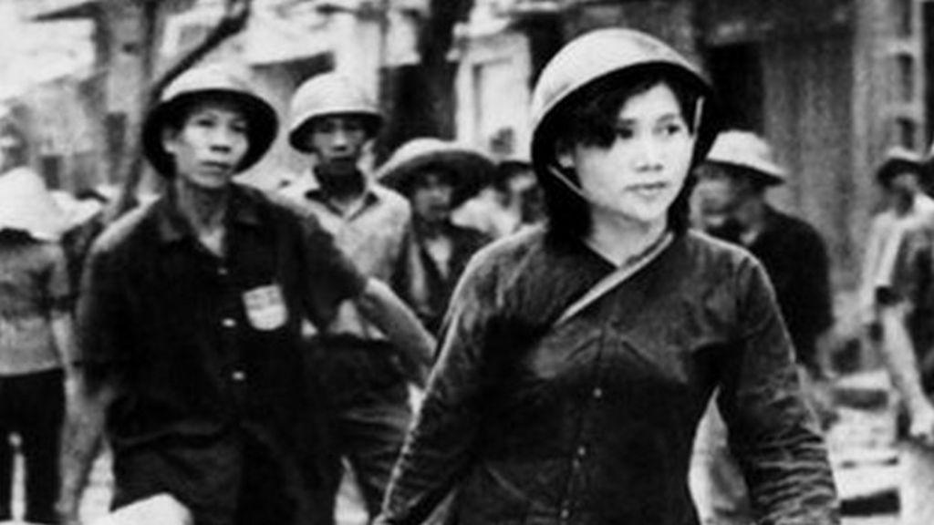 North Vietnam, 1972: The Christmas bombing of Hanoi - BBC News