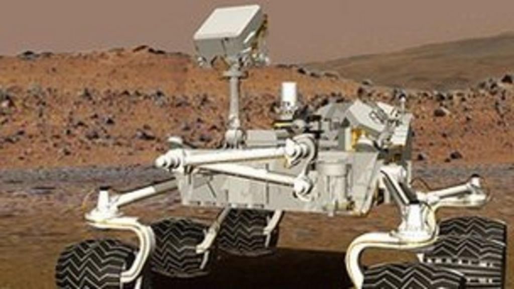 Curiosity Mars rover takes some downtime - BBC News
