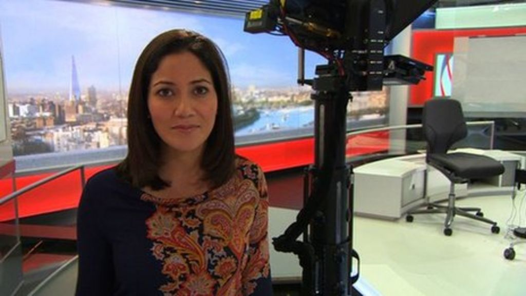 WATCH: BBC World News now comes from the centre of London