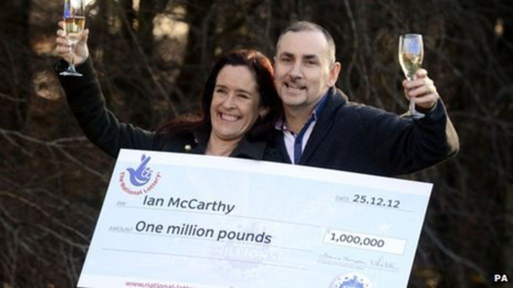 Washington Lottery Lotto