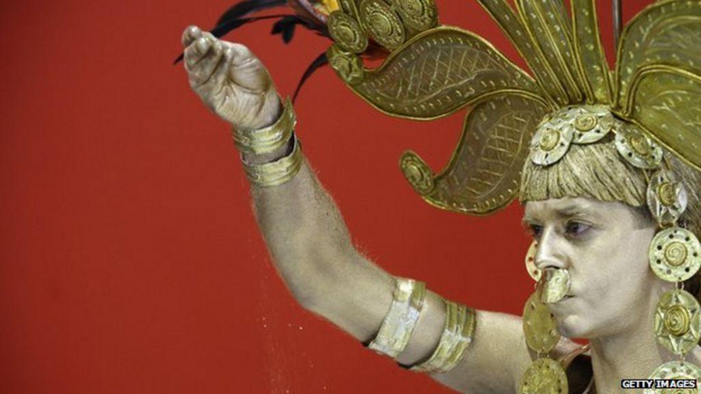 El Dorado: The truth behind the myth - BBC News