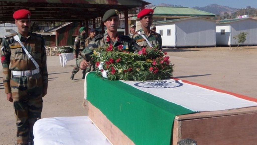 India says Pakistan 'beheaded' Kashmir soldier