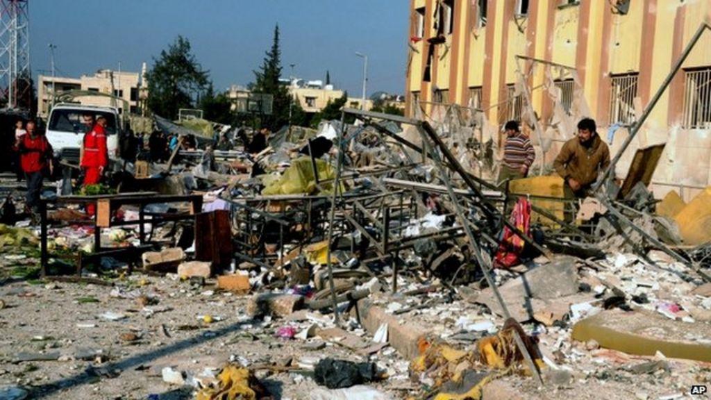 Aleppo Usa