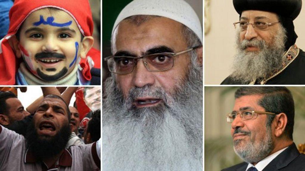 Decoding Facial Hair In The Arab World Bbc News